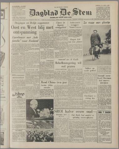 de Stem 1959-09-29