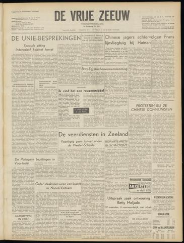 de Vrije Zeeuw 1954-07-28
