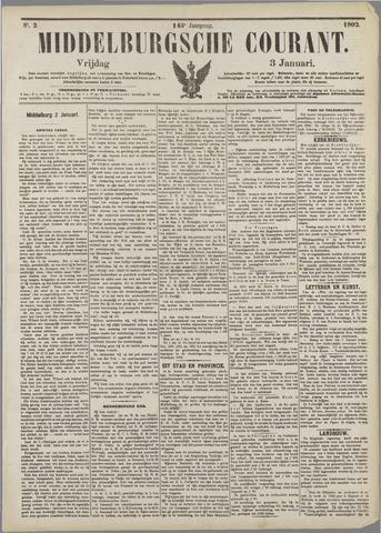 Middelburgsche Courant 1902-01-03