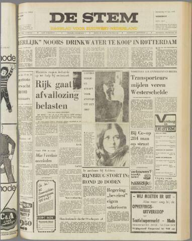de Stem 1971-11-11