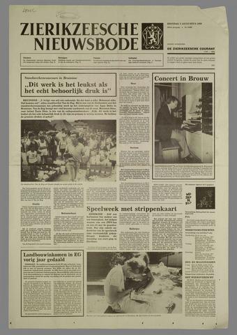 Zierikzeesche Nieuwsbode 1988-08-02