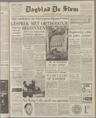 de Stem 1965-02-16