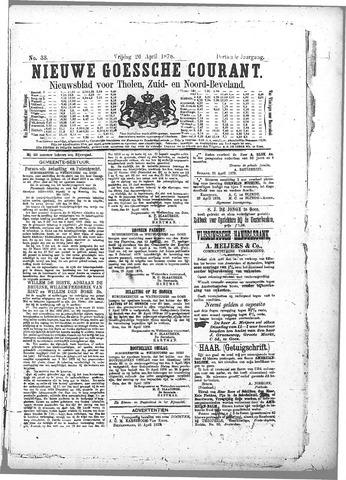 Nieuwe Goessche Courant 1878-04-26