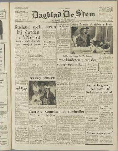de Stem 1958-08-11