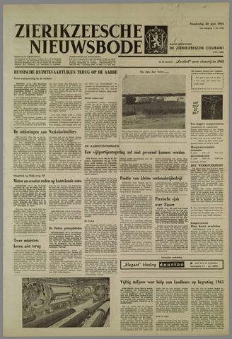 Zierikzeesche Nieuwsbode 1963-06-20