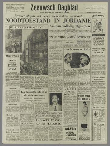 Zeeuwsch Dagblad 1960-08-30