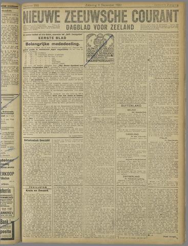 Nieuwe Zeeuwsche Courant 1920-12-11