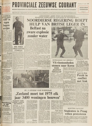 Provinciale Zeeuwse Courant 1969-04-21