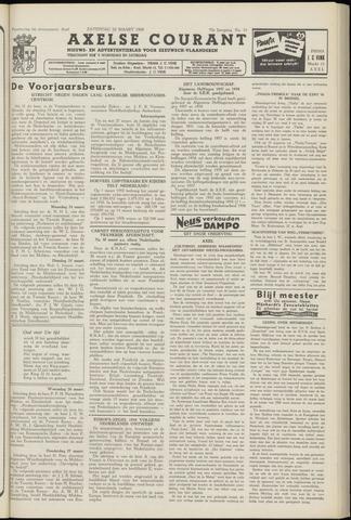 Axelsche Courant 1958-03-22