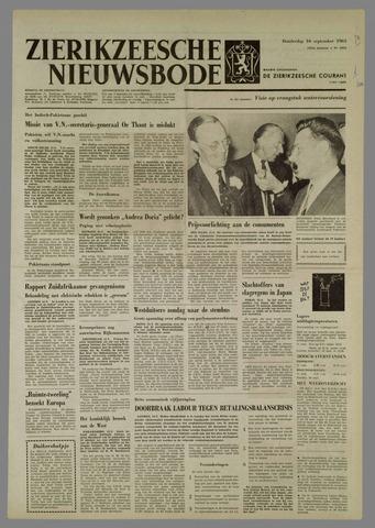 Zierikzeesche Nieuwsbode 1965-09-16