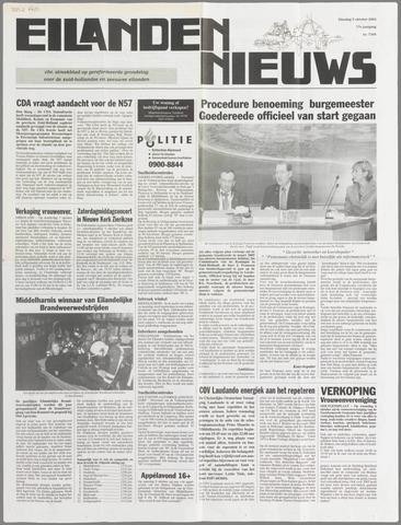 Eilanden-nieuws. Christelijk streekblad op gereformeerde grondslag 2004-10-05