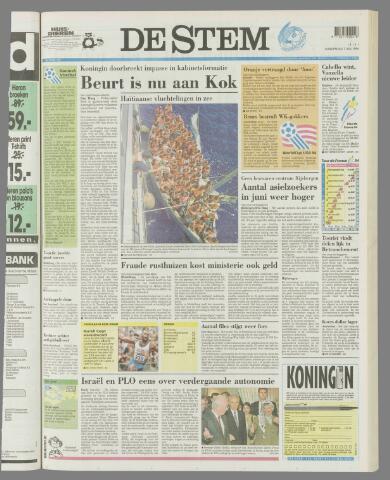 de Stem 1994-07-07