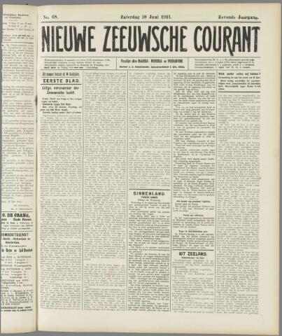Nieuwe Zeeuwsche Courant 1911-06-10