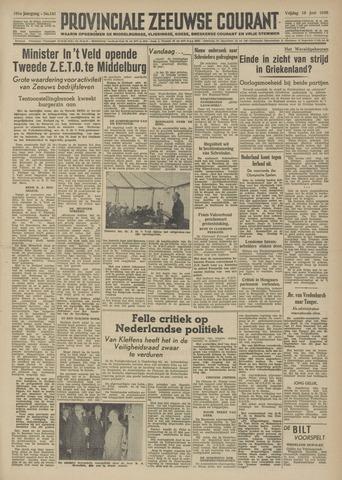 Provinciale Zeeuwse Courant 1948-06-18