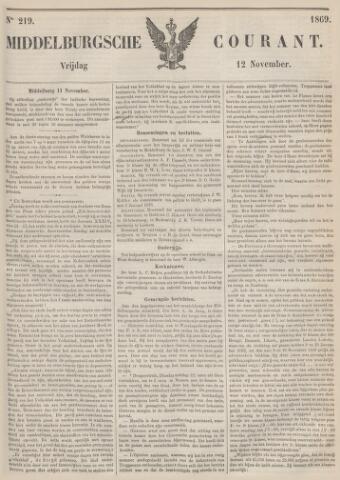 Middelburgsche Courant 1869-11-12