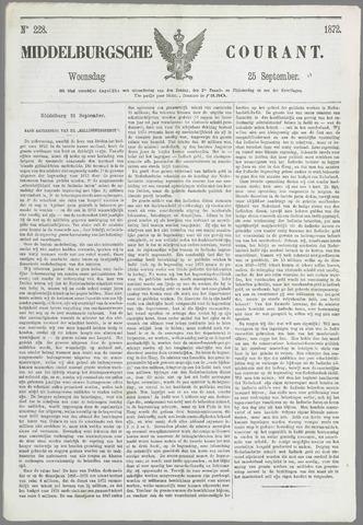 Middelburgsche Courant 1872-09-25