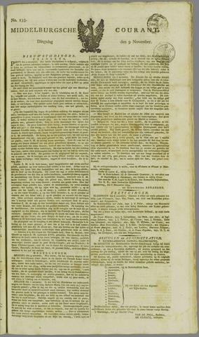 Middelburgsche Courant 1824-11-09