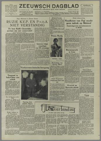 Zeeuwsch Dagblad 1954-02-17