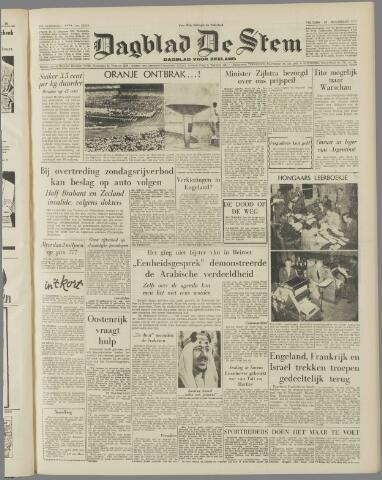 de Stem 1956-11-23