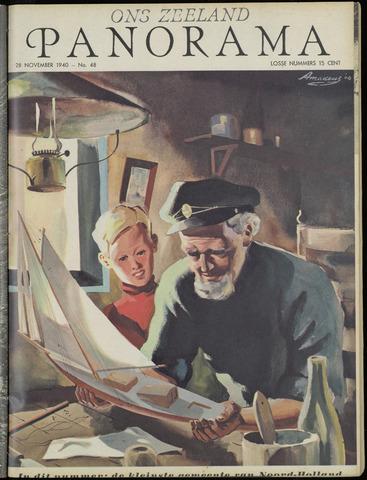 Ons Zeeland / Zeeuwsche editie 1940-11-28