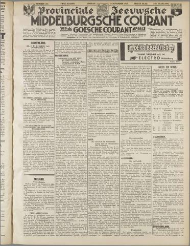 Middelburgsche Courant 1935-11-19