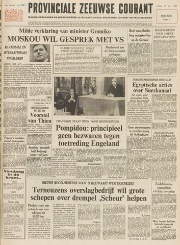 Provinciale Zeeuwse Courant 1969-07-11