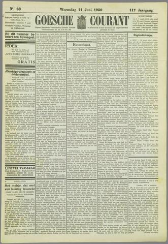Goessche Courant 1930-06-11