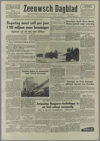 Zeeuwsch Dagblad 1957-03-08