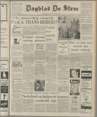 de Stem 1965-03-13