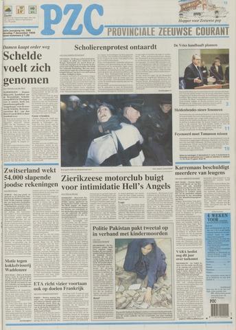 Provinciale Zeeuwse Courant 1999-12-07