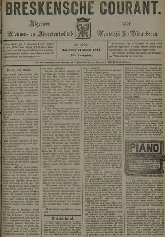 Breskensche Courant 1914-03-21