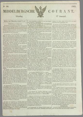 Middelburgsche Courant 1865-01-17