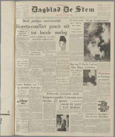 de Stem 1961-07-20