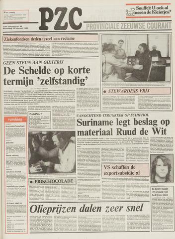 Provinciale Zeeuwse Courant 1983-02-23