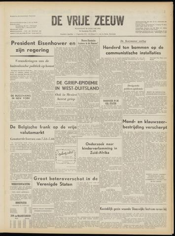 de Vrije Zeeuw 1953-01-26