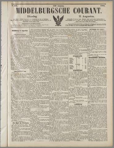 Middelburgsche Courant 1903-08-11