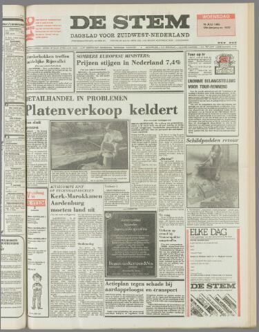 de Stem 1980-07-16