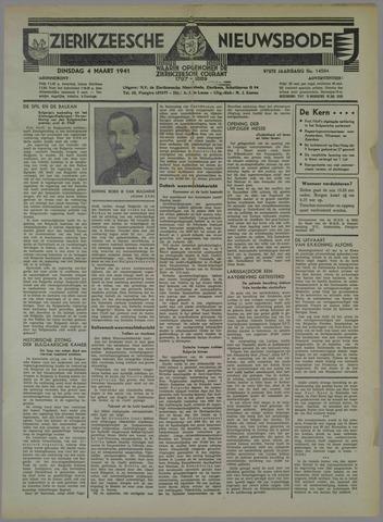 Zierikzeesche Nieuwsbode 1941-03-04