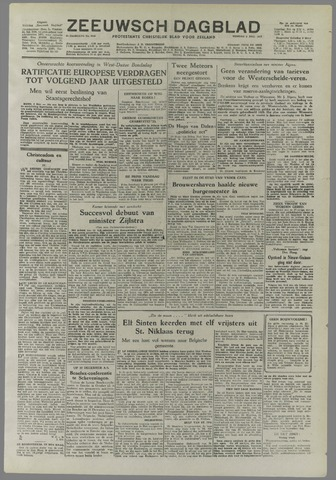 Zeeuwsch Dagblad 1952-12-05