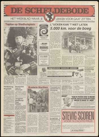 Scheldebode 1985-08-15