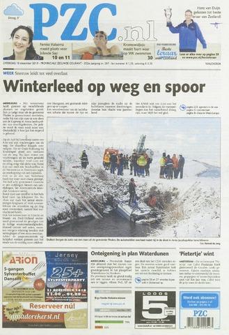 Provinciale Zeeuwse Courant 2010-12-18
