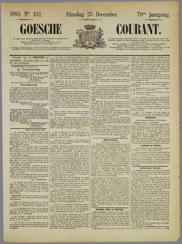 Goessche Courant 1883-12-25