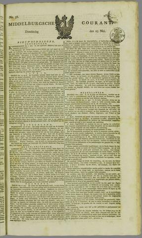 Middelburgsche Courant 1824-05-13