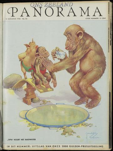 Ons Zeeland / Zeeuwsche editie 1936-08-13