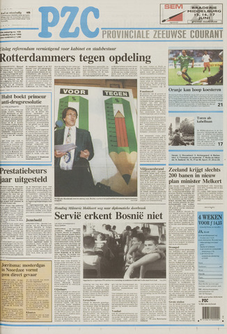 Provinciale Zeeuwse Courant 1995-06-08