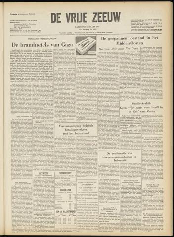 de Vrije Zeeuw 1957-03-16