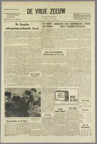 de Vrije Zeeuw 1964-01-22