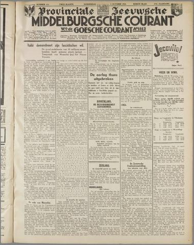 Middelburgsche Courant 1935-10-03