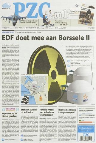 Provinciale Zeeuwse Courant 2010-11-04