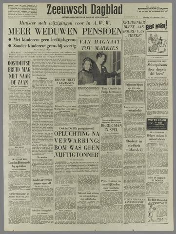 Zeeuwsch Dagblad 1961-10-24